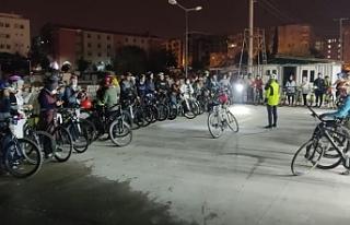 URBİT'ten 'Ata'ya Saygı' Bisiklet...