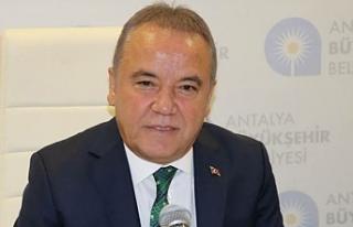 Antalya'da kararını verdi!