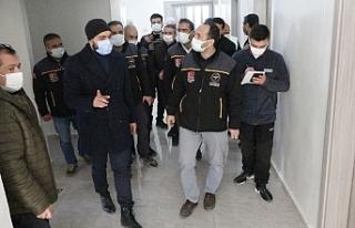 Barış Pınarı Bölgesine yeni sağlık merkezi