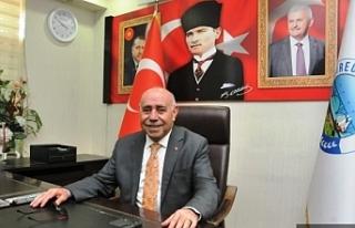 Başkan Mirkelam'dan yeni yıl kutlaması...