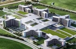 Urfa Şehir Hastanesi'ni yapacak firma belli...