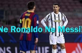 Yılın futbolcusu bakın kim seçildi...