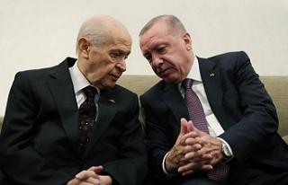 Cumhur İttifakı'na seçim barajı ayarı