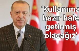 Erdoğan 4 ay sonrayı işaret etti