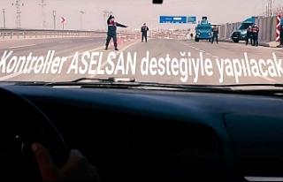 Trafik cezalarına yapay zeka!