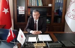 Urfa'da görevden alınan müdür geri iade edildi