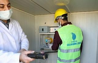 Urfa'da halk sağlığı ön planda tutuluyor
