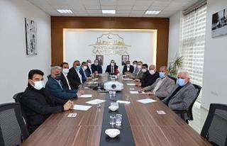 Viranşehir'in sorunları büyükşehirde konuşuldu