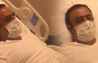 Mahmut Tuncer hastaneye kaldırıldı...