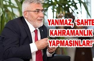 Niyazi Yanmaz'dan flaş açıklamalar!