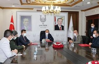 Urfa'da Hüdayi Vakfı'yla protokol imzalandı