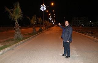 Viranşehir'de değişim sürüyor