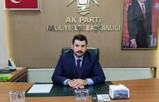 AK Parti Haliliye ilçesinin listesi iptal edildi...