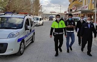 Harran'da denetimler sürüyor