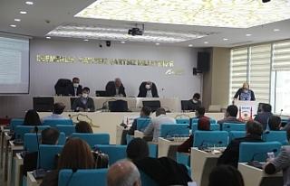 Urfa BŞB meclisi olağan toplantısını yaptı