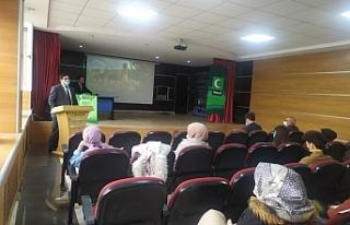 Urfa'da 800 rehber öğretmene eğitim verilmeye...