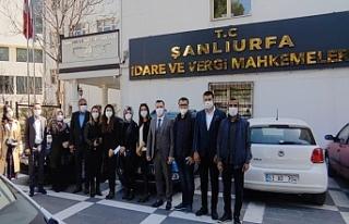 Urfa'da Deva Partisi İdari Mahkemeye başvurdu