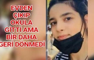 Urfa'da genç kız kayıplara karıştı!