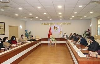Viranşehir Belediyesi'nin başarılı projenin...