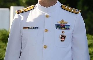 Amiraller gözaltın alınmaya başladı