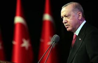 Erdoğan'dan sert cevap