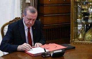 Erdoğan imzaladı! Yeni genelge yayımlandı