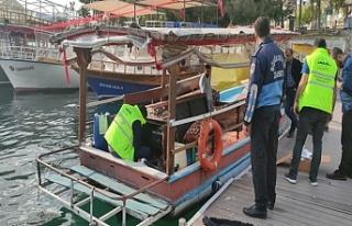 Halfeti'de ki teknelere takip sistemi getirildi