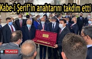 Özyavuz'dan Bahçeli'ye tarihi sürpriz...