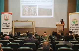 Urfa'da İpekböceği yetiştiriciliği semineri...