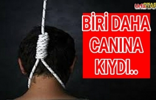 Urfa'da neler oluyor! Bir kişi daha intihar...