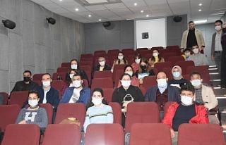 Viranşehir'de öğretmenlere robotik eğitim...
