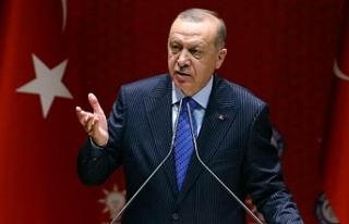 Erdoğan'dan İsrail'e tepki!