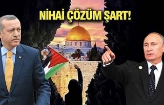 Kudüs için asker teklifi