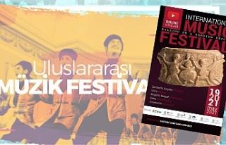 Şanlıurfa'dan Uluslararası Online Müzik Festivali