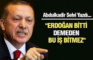 Soylu Peker kavgasında Erdoğan ayrıntısı...