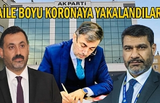 Urfa AK Parti'de flaş değişiklik