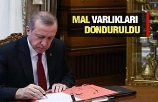 Erdoğan İmzayı Attı