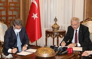 GAP'ta protokol imzalandı