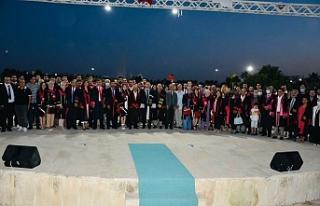 Harranlı doktorlar mezun oldu