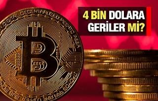 Kripto paralar dibe doğru gidiyor