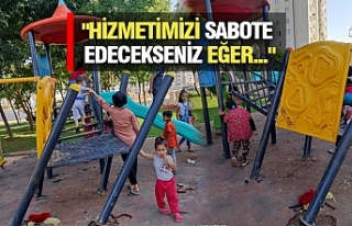 Siverek'te 'sabote girişimi'