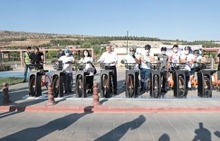 Urfa'da 3. Etapta vatandaşların hizmetine sunuldu