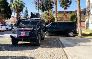 Urfa'da milyonluk vurgun son anda önlendi