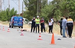 Urfalı tarım işçisi kazaya kurban gitti