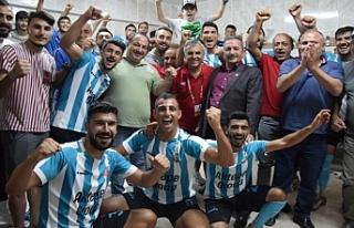 Viranşehir Belediyespor, Elbistanspor'a fark attı