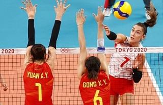 A Milli takımımız Çin'i ezdi geçti
