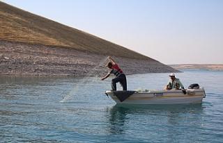 Balıkçılığa  önem verilmeye başlandı