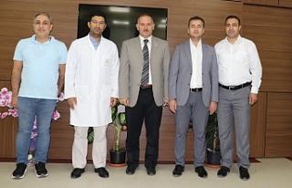 HRÜ, Türkiye'nin ilk doktoralı mezunlarını...