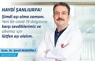 Mardinli'den çağrı...