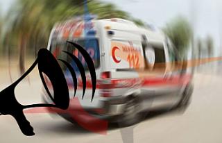 Urfa'da ambulanslarla anons yapılacak